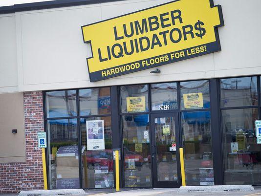 Cdc Elevated Cancer Risk In Lumber Liquidators Laminate