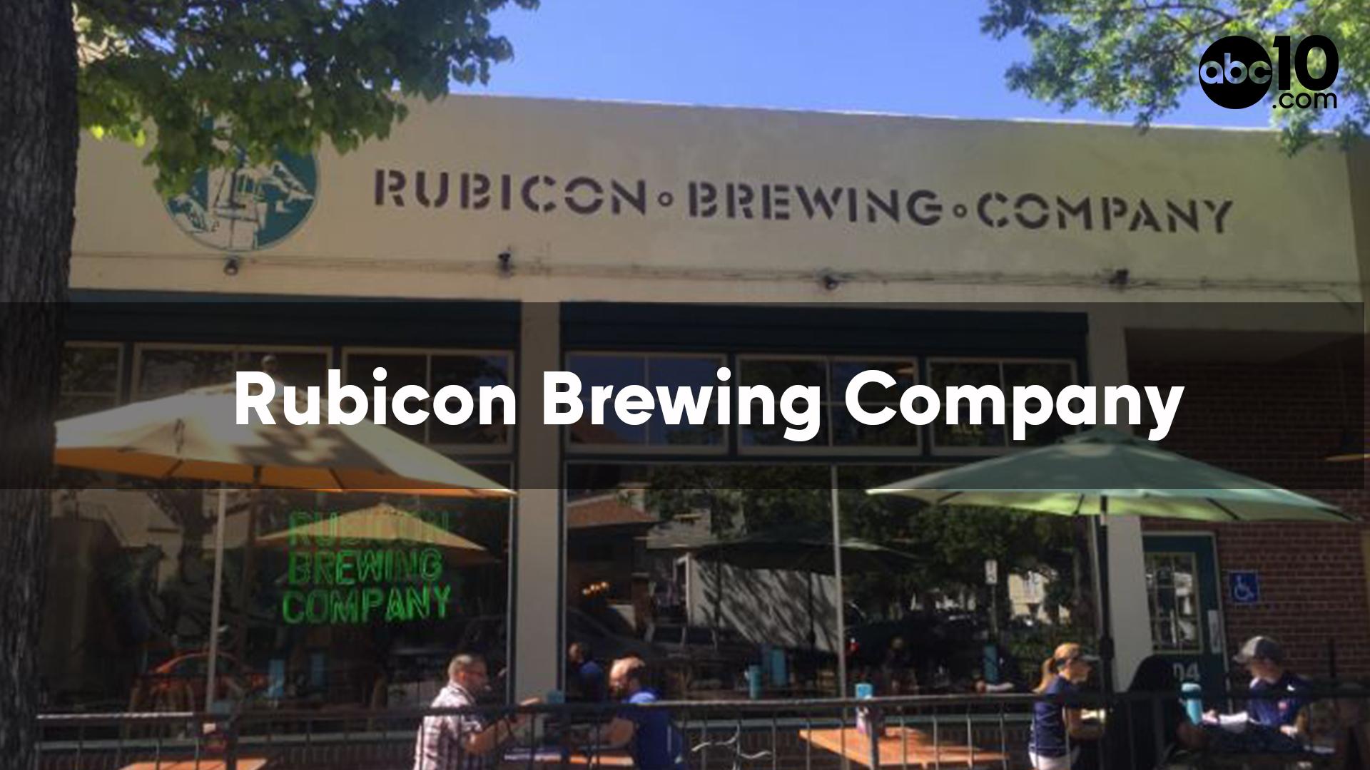 Food Near Rubicon Brewery