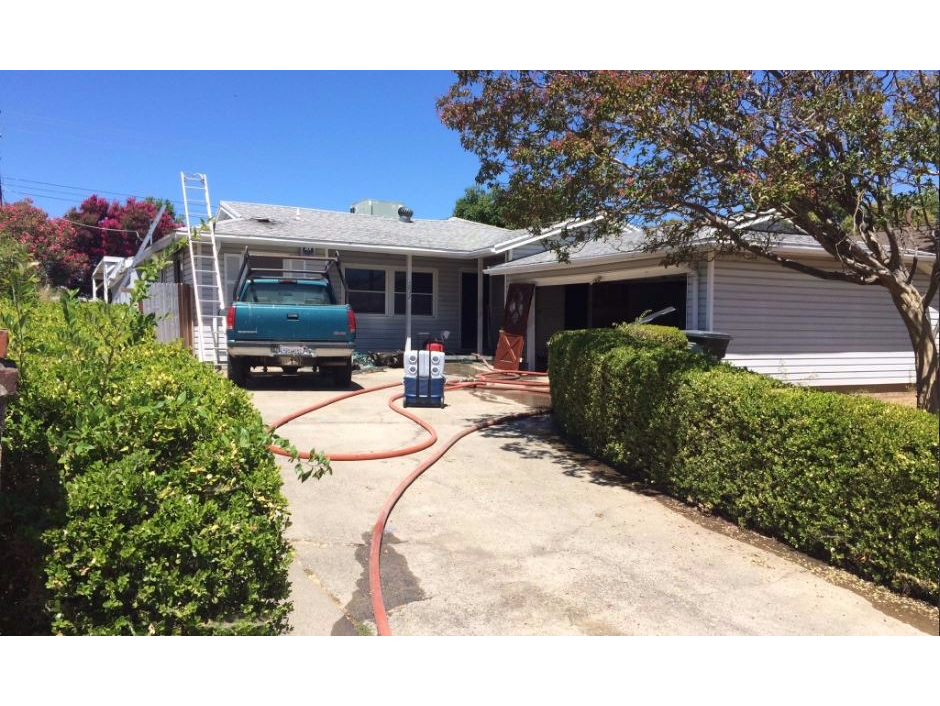 Firefighter Injured In Pot Grow House Fire Abc10 Com