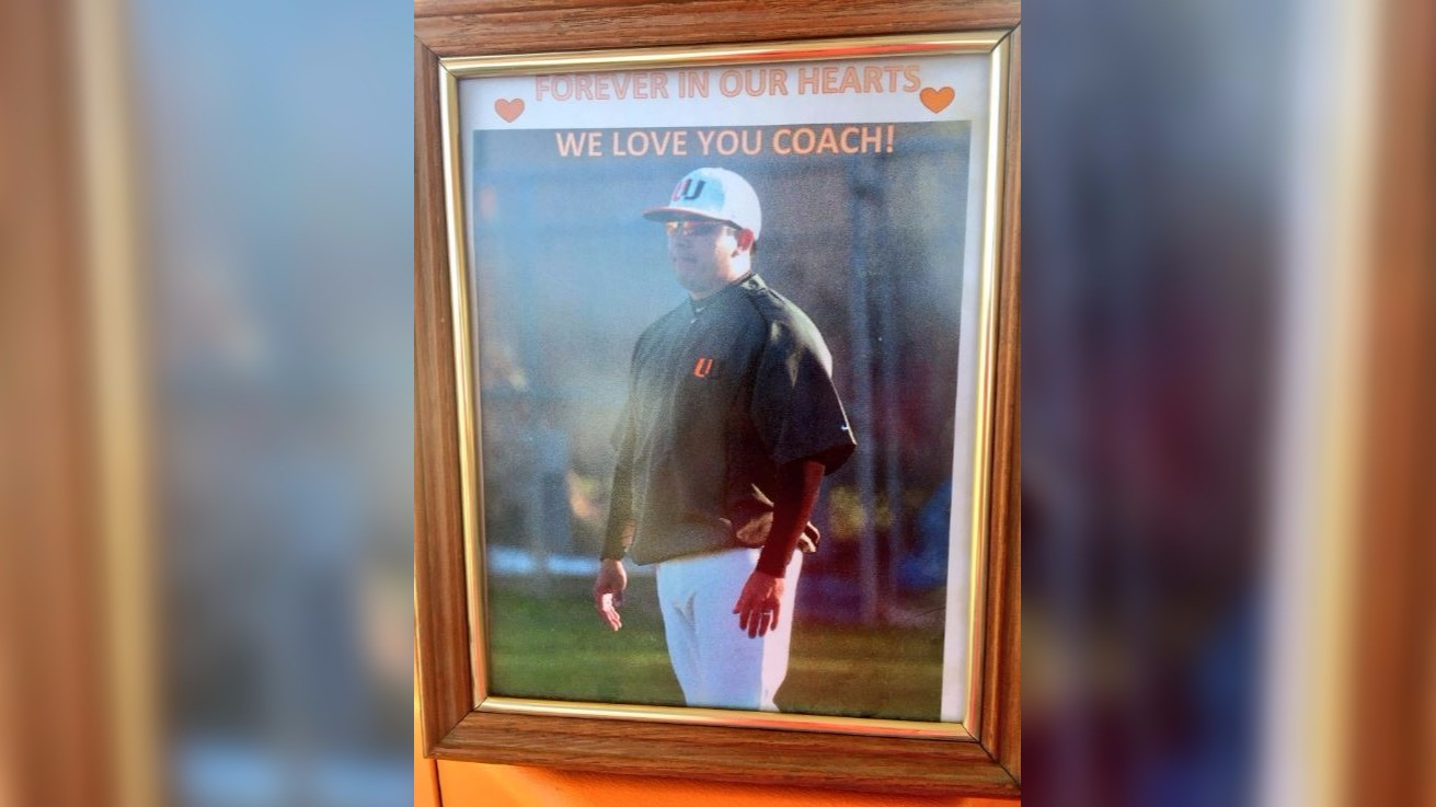Abc10 memorial held for woodland high school coach who died abc10 memorial held for woodland high school coach who died suddenly jeuxipadfo Gallery