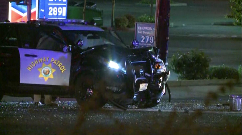 Carmichael Car Accident