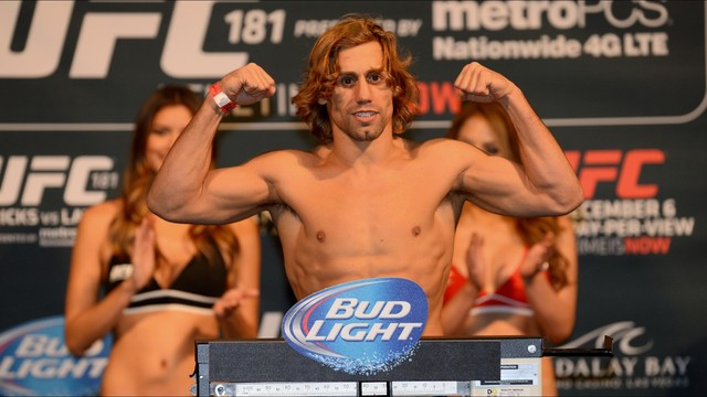 Urijah Faber joins card for UFC Fight Night at Golden 1 Center