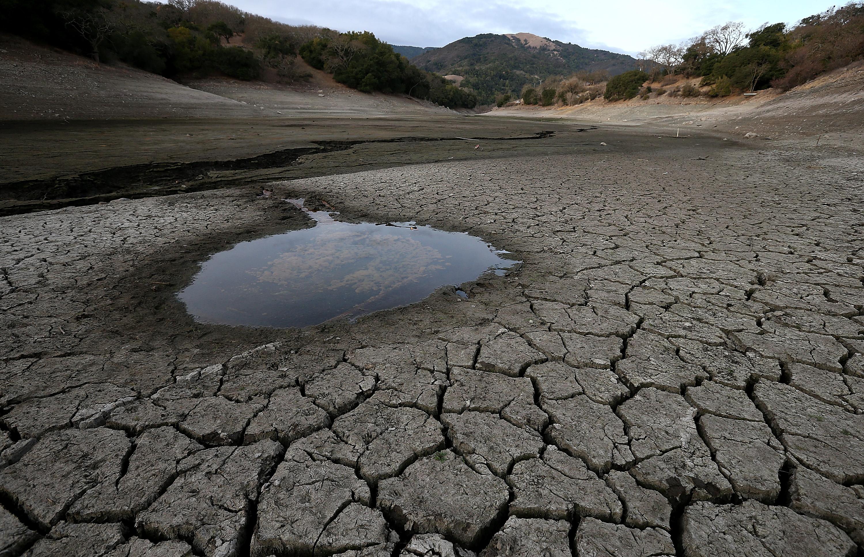 california drought nasa - photo #19