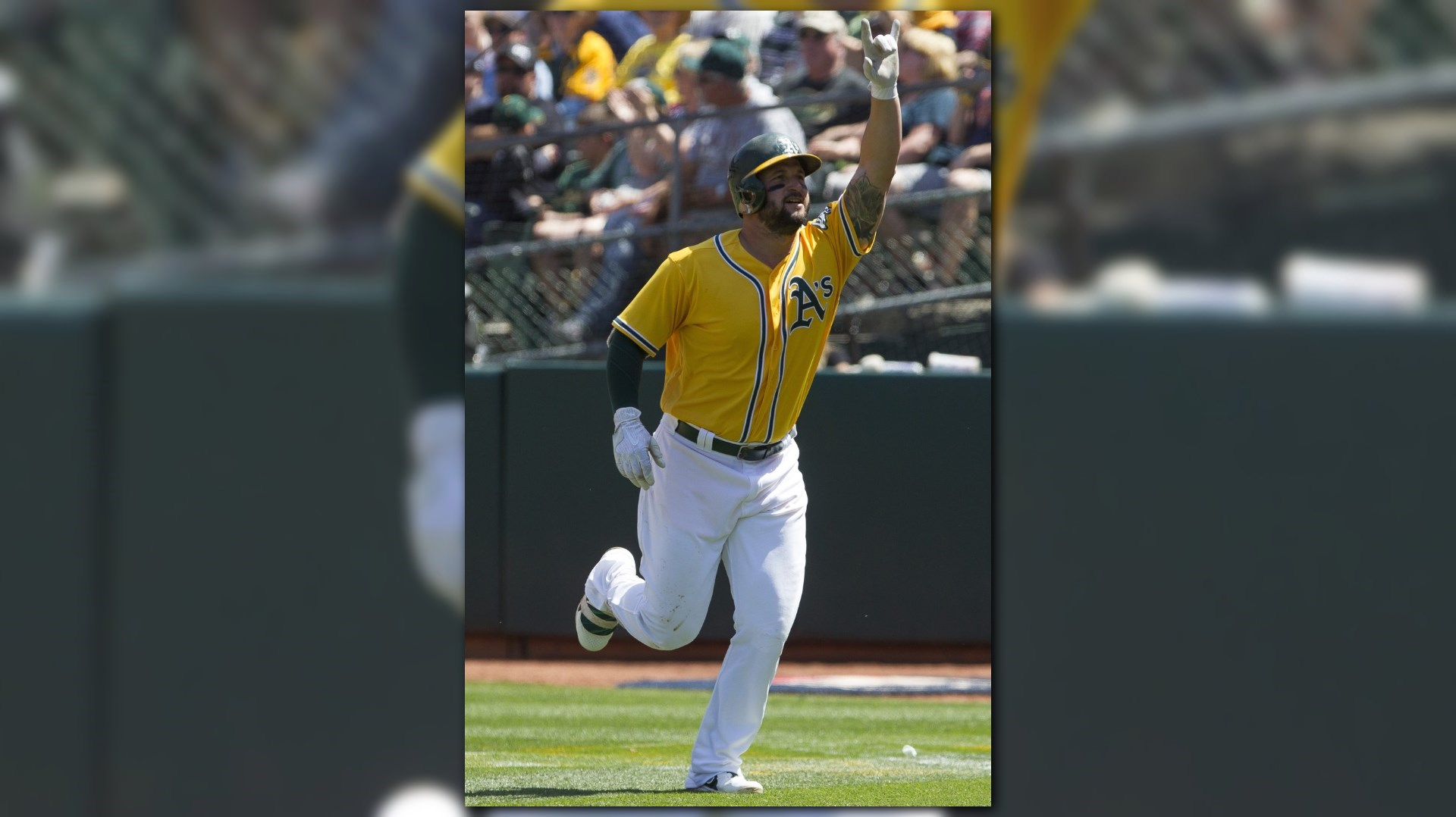 abc10.com | A's get to K-Rod in 9th inning again, rally ...
