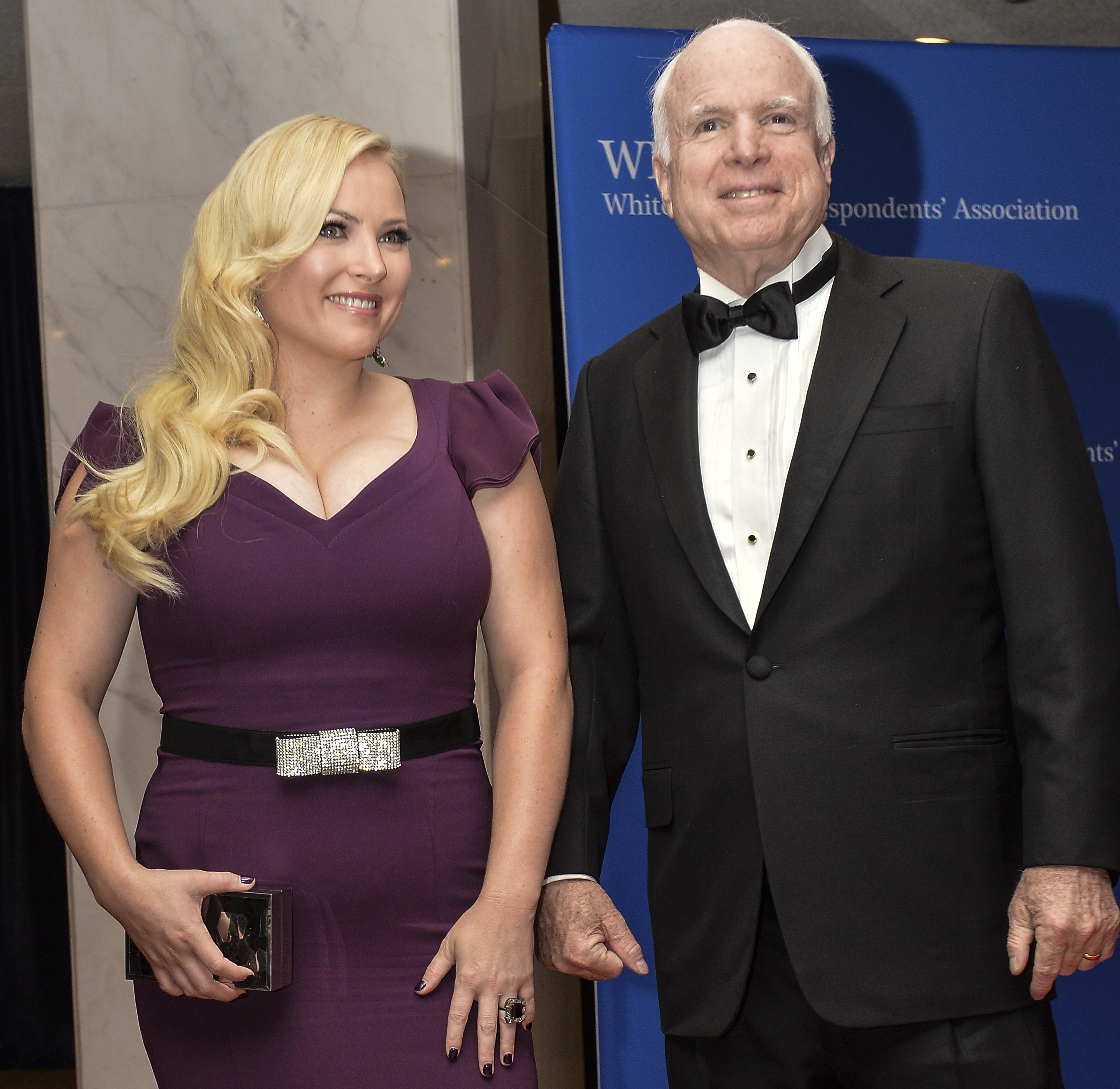 78 Images About Meghan Mccain On Pinterest: Meghan McCain Tweets Photo Of 'amazing Hike With Dad