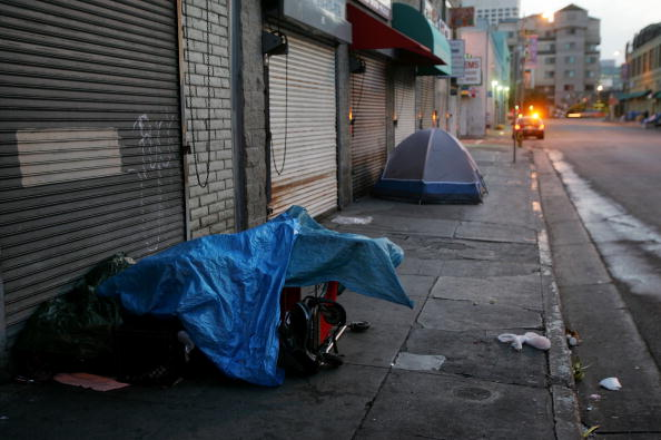 California seeks to solutions to homeless sex for Los angeles homeless shelter