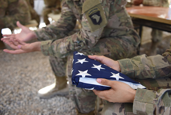 16 Years Later: U.S. Casualties, wounded and costs of Afghanistan war |  abc10.com