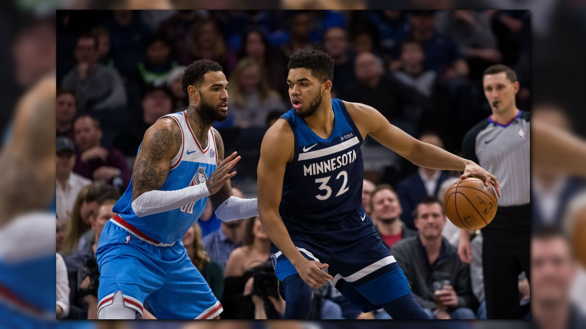 Towns scores 29 points wolves rally to beat for Anthony s italian cuisine sacramento