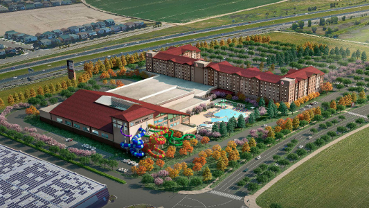 Gas Prices In California >> abc10.com | First look at proposed Great Wolf Lodge in Manteca